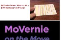 MoVernie Contest