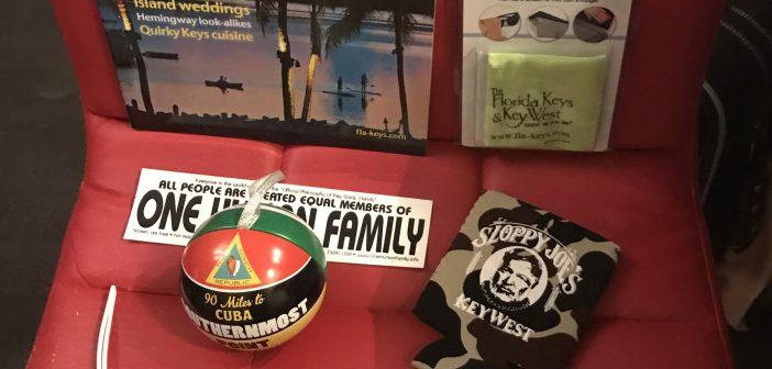 MoVernie Won a FREE Trip to Florida Keys & Key West in 2017!