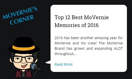 Top 12 Best MoVernie Memories of 2016