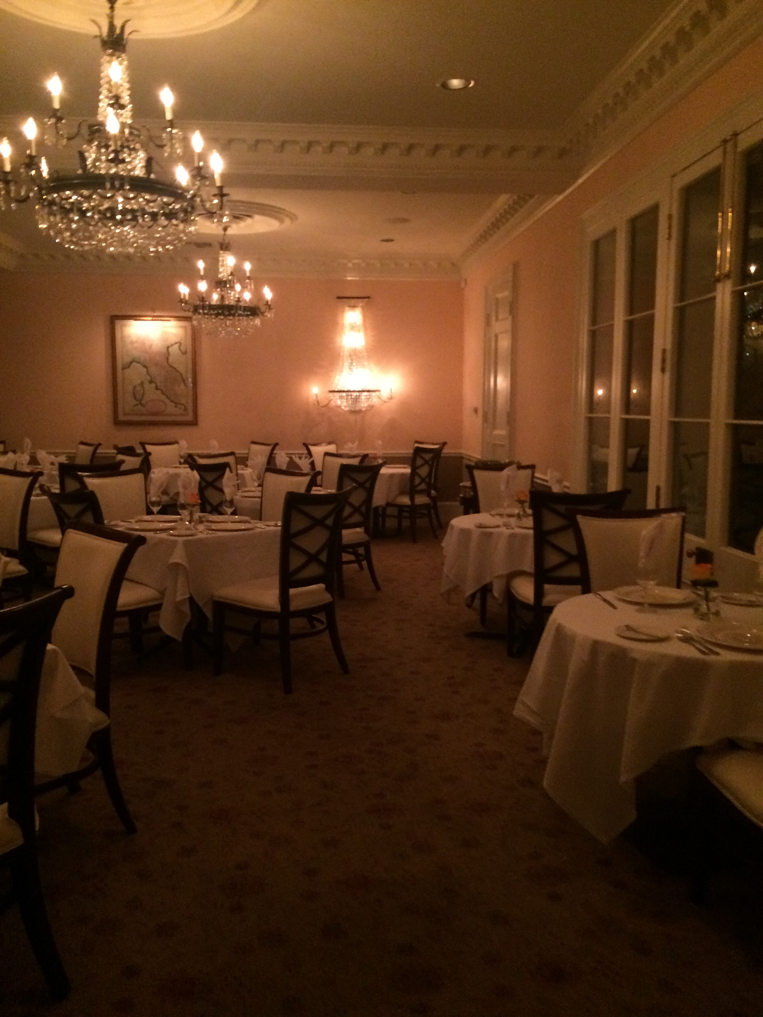 Broussard's Fine Dining - New Orleans