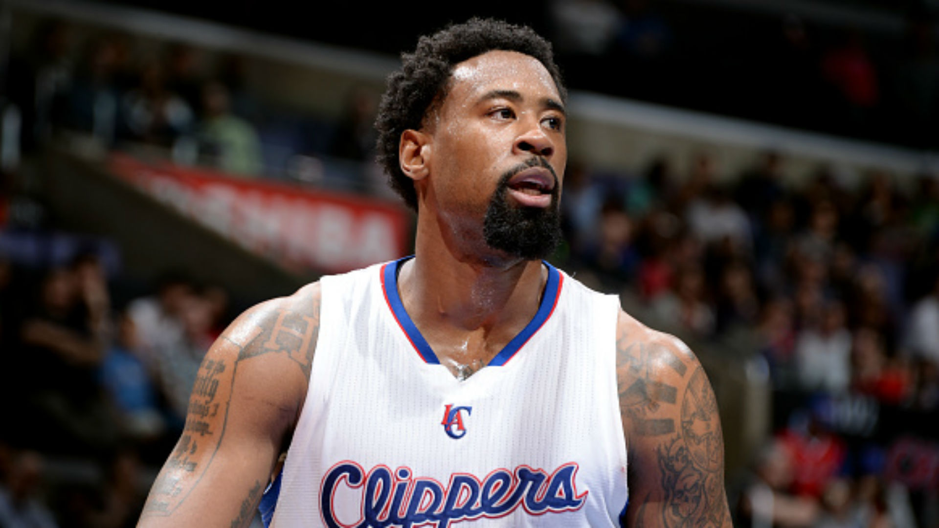 NBA All-Star Slam Dunk Contest - DeAndre Jordan