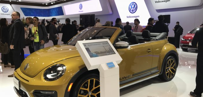 Volkswagen (VW) – 2017 Canadian International Autoshow (#CIAS2017)