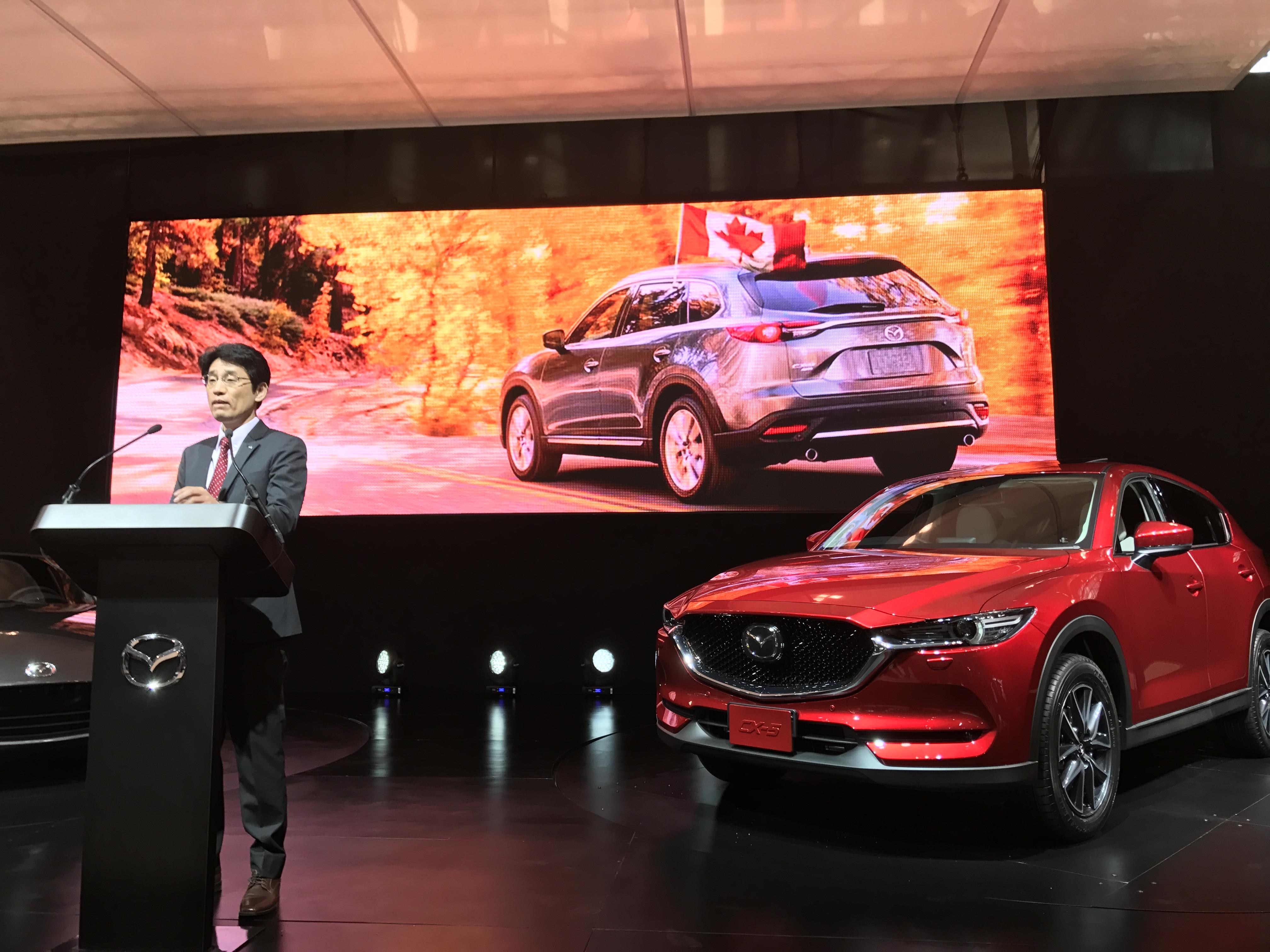 Mazda - Canadian International Autoshow #CIAS2017