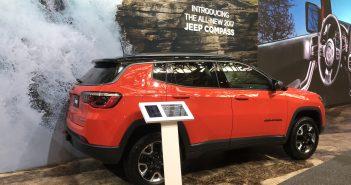 Jeep - Canadian International Autoshow #CIAS2017