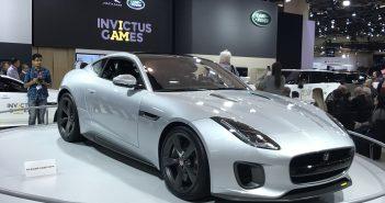 Jaguar - Canadian International Autoshow #CIAS2017