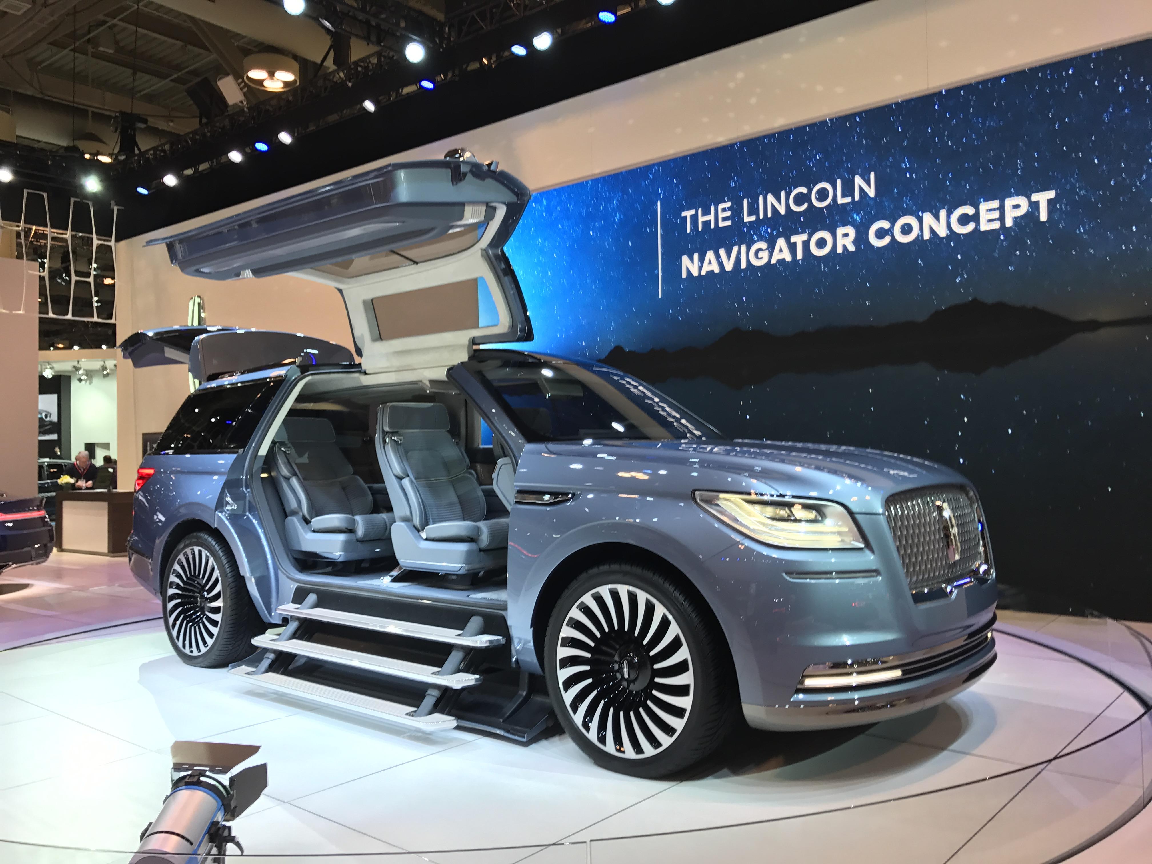Lincoln - Canadian International Autoshow #CIAS2017