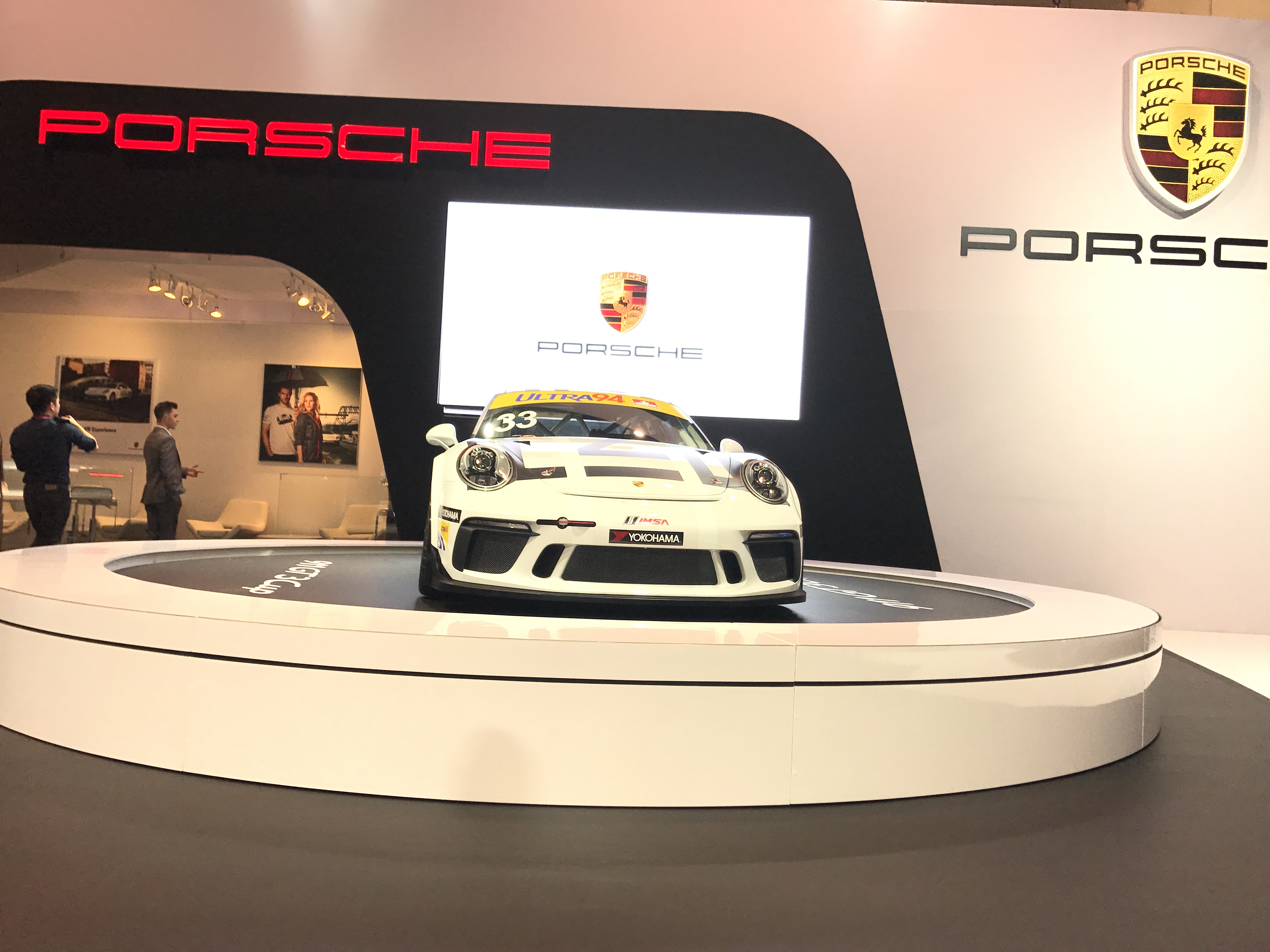 Porsche - Canadian International Autoshow #CIAS2017