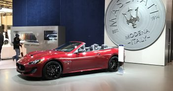Maserati  - Canadian International Autoshow #CIAS2017