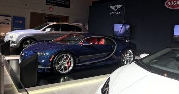 Bugatti - Canadian International Autoshow #CIAS2017