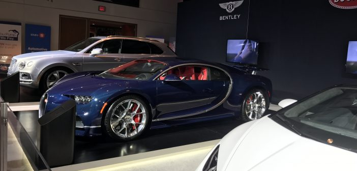 Bugatti – 2017 Canadian International Autoshow (#CIAS2017)