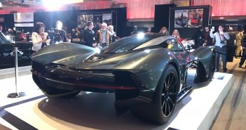Aston Martin - Canadian International Autoshow #CIAS2017
