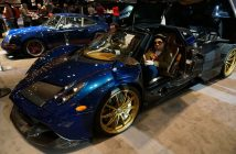 Pagani - Canadian International Autoshow #CIAS2017