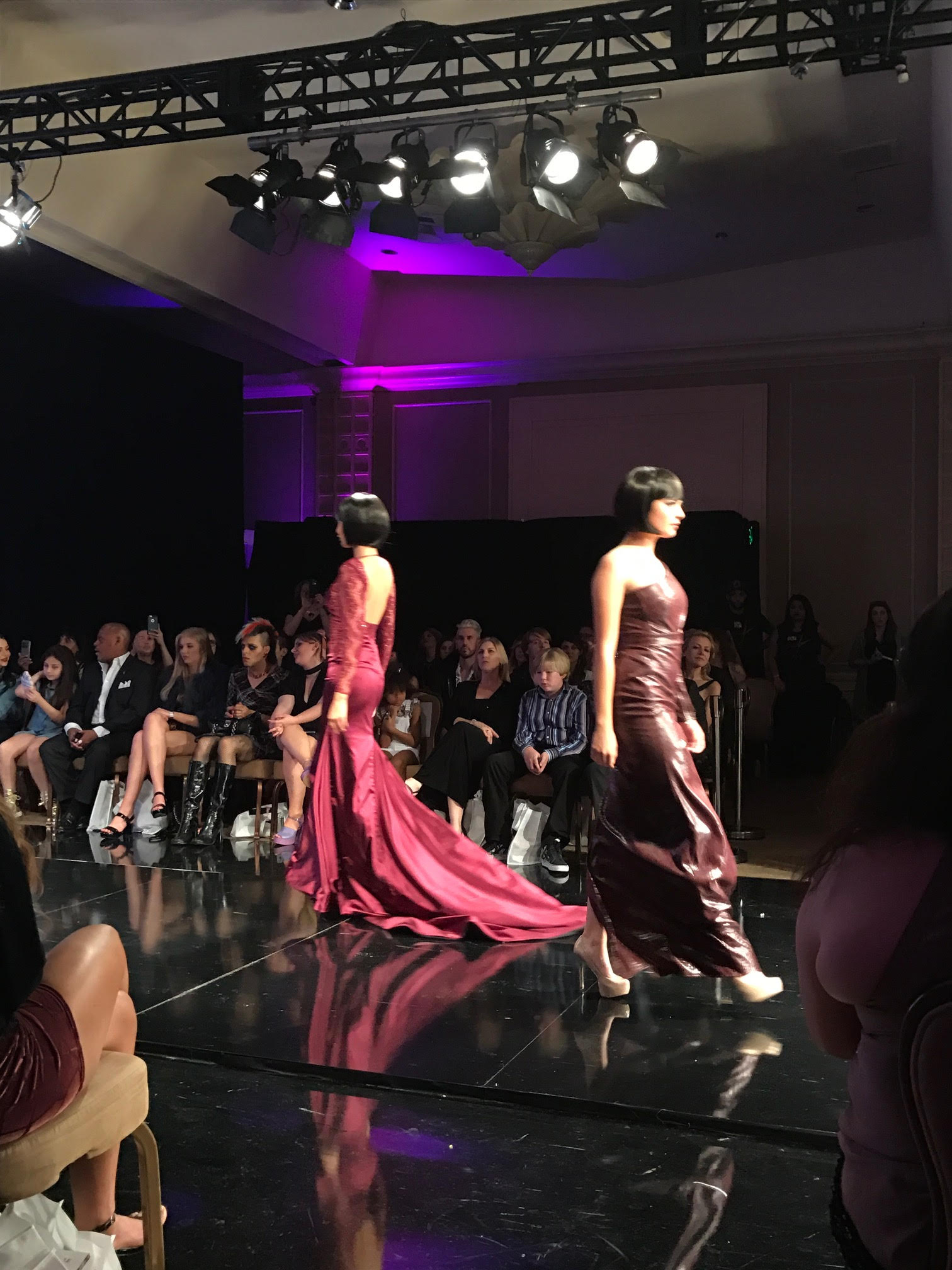 Art Hearts Fashion - LA Fashion Week in 90210