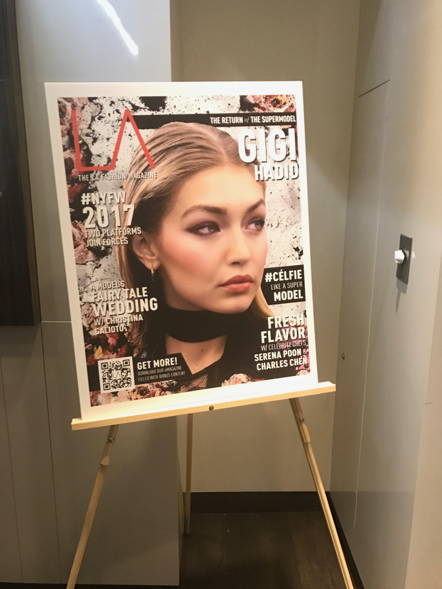 The LA Fashion Magazine (LAFM) - 2017 Spring issue release party