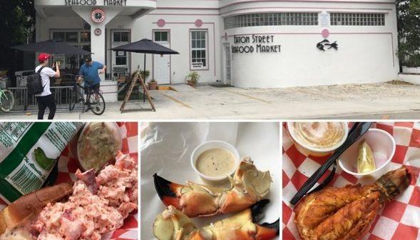 Eaton Street Seafood Market – Key West, Florida