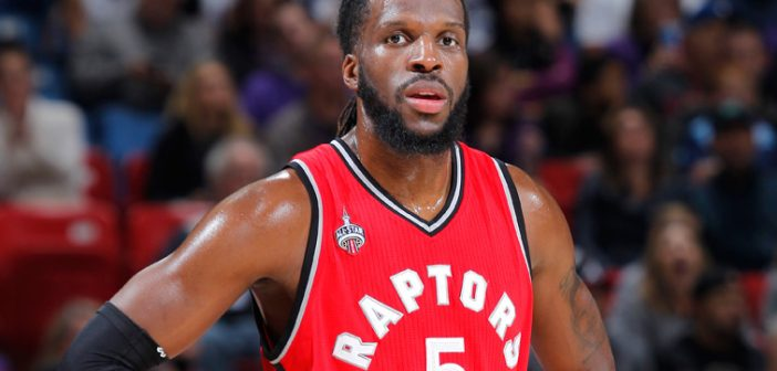 Raptors Traded DeMarre Carroll along with 2 Draft Picks to Brooklyn Nets