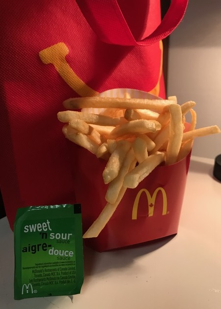 #NationalFrenchFryDay - McDonald's Canada