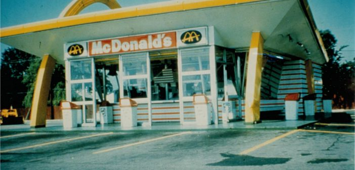 FLASHBACK: Canada's first McDonald's Restaurant was Located in Richmond, B.C (PHOTO)