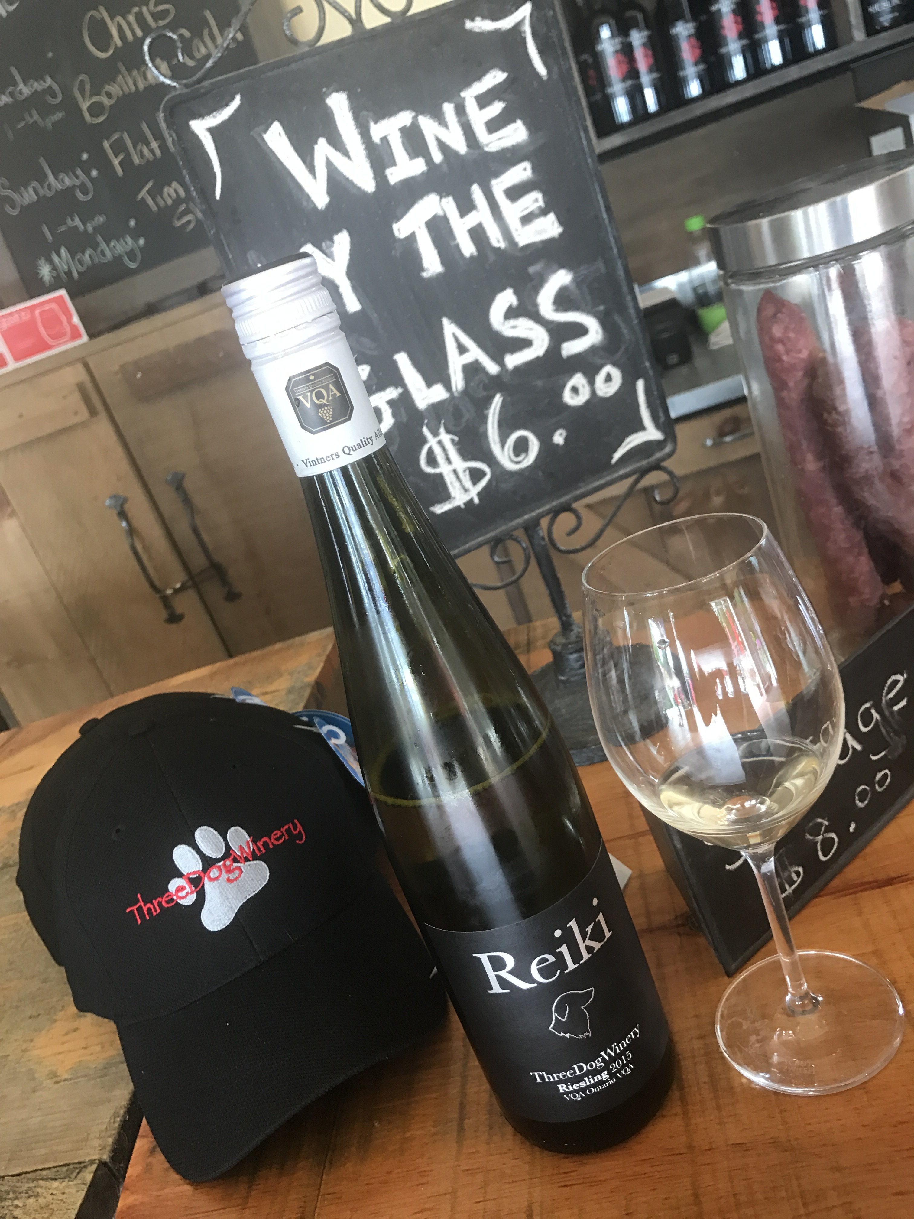 Three Dog Winery - Picton, Ontario