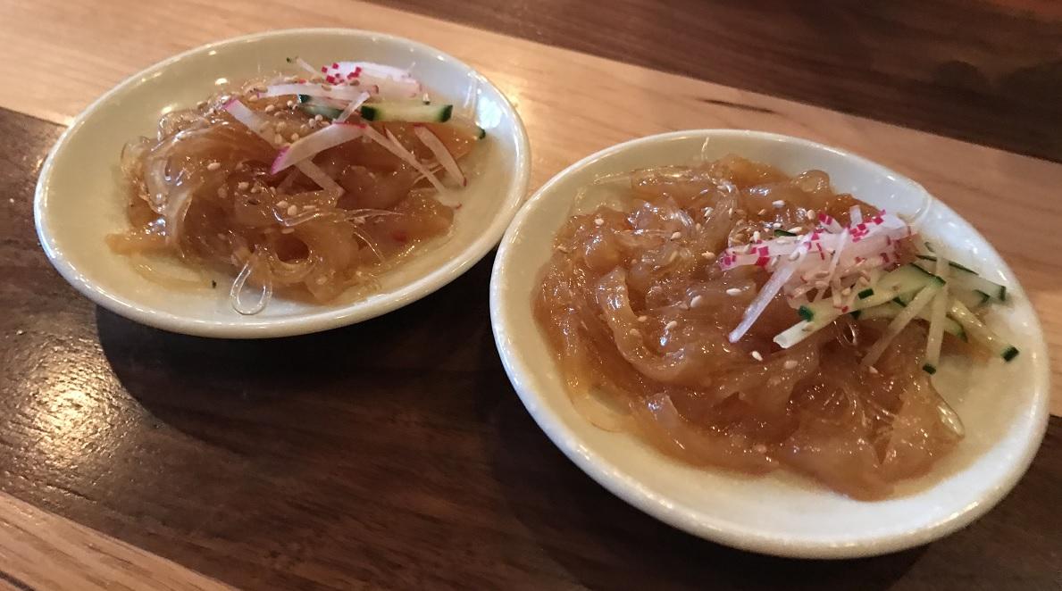 Jellyfish (cold dish)