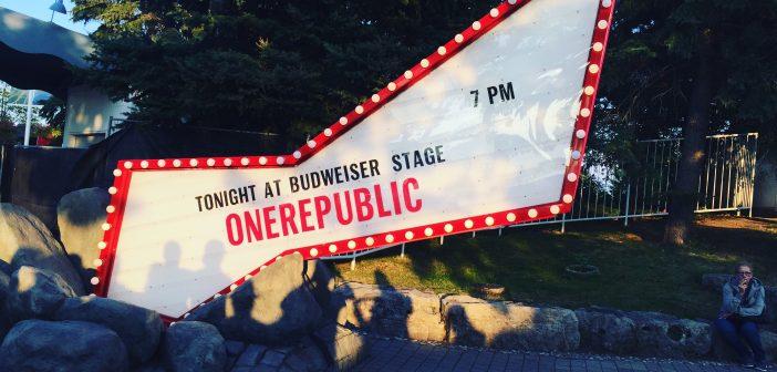 One Republic Concert – Toronto (#1RToronto)