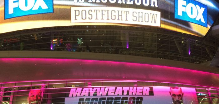 Mayweather Vs McGregor Fight – The Happenings Before, During & After the Fight – Las Vegas, Nevada