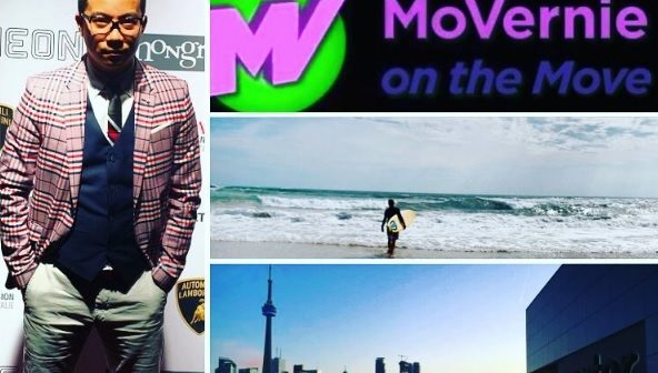 Announcement: Kenrick (aka MoKenny)'s 1st Press Trip, Melbourne, Florida – Another MoVernie Milestone