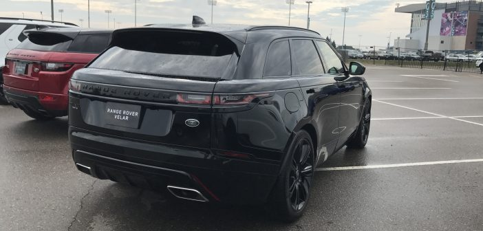 2018 Land Rover Range Rover Velar – First Look