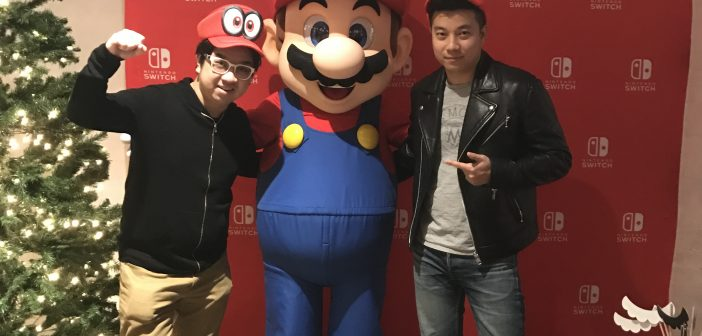 Nintendo Canada Holiday Preview Event (Super Mario Brothers) – Toronto