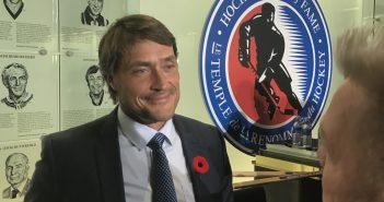 Teemu Selanne – Hockey Hall of Fame Inductee 2017 (HHOF)