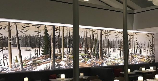 Sneak Peek: Air Canada Signature Suite – Toronto Pearson Airport (Terminal 1) – Opens on December 1, 2017