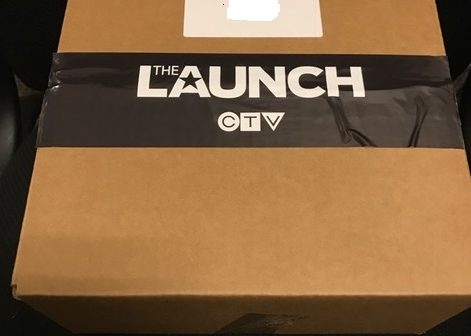 (Swag Gift) #TheLaunch – Wednesday, January 10, 2018 @ 9:00 pm ET on CTV & CTV GO