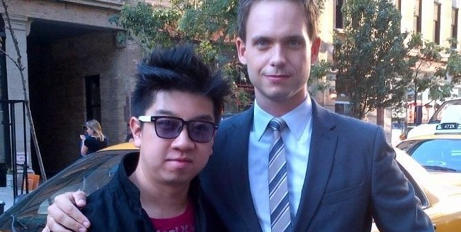 Patrick J. Adams (aka Mike Ross) is leaving Suits following season 7 finale