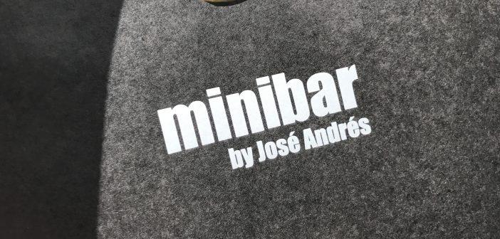 minibar by Jose Andres: 2 Michelin Stars – Washington, DC (USA) [Gastronomic Restaurant]