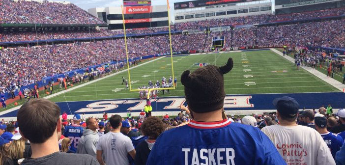 Buffalo Bills Game + Tailgate Party
