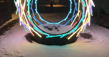 Toronto Light Fest: FREE – Distillery District (from January 19, 2018 to March 4, 2018)