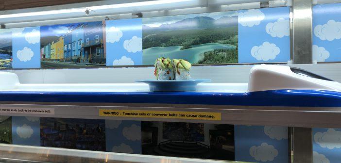 Hana Sushi: Conveyor Belt & Mono Rail Sushi Experience – Toronto, Canada