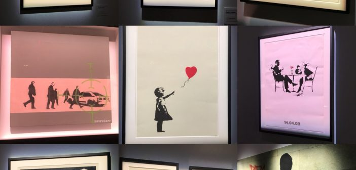 The Art of Banksy Exhibition – North American Debut in Toronto, Canada – VIP Opening Night