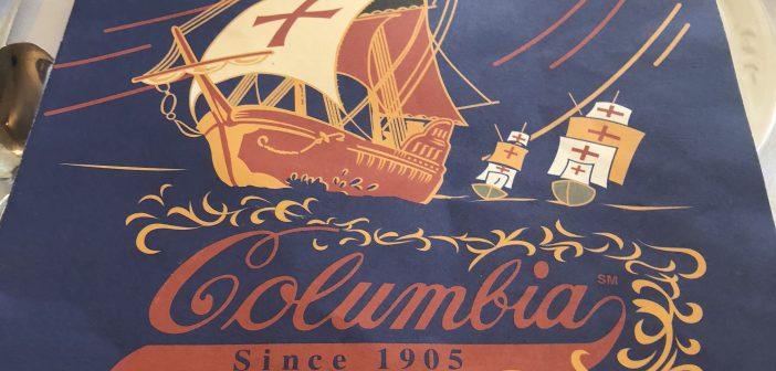 Columbia Spanish Restaurant – Sarasota, Florida