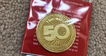 MoVernie Contest: Want A Chance to Win Some MacCoins? See Rules In This BLOG #MacCoins + #BigMac50
