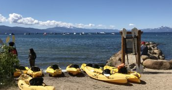 North Shore Kayak Tour: Tahoe Adventure Company – North Lake Tahoe, Travel Nevada #DFMI