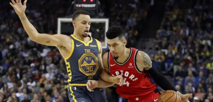Raptors Are Legit! They Crushed the Golden State Warriors 113-93