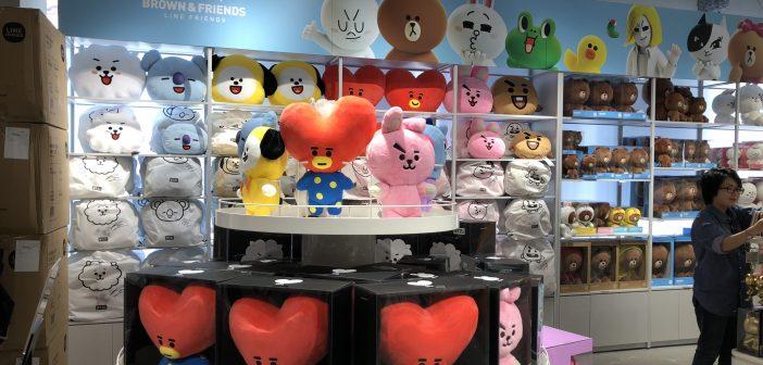 Line Friends Flagship Store – Harajuku, Tokyo, Japan