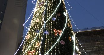 German Christmas Market: Umeda Sky Building – Osaka, Japan
