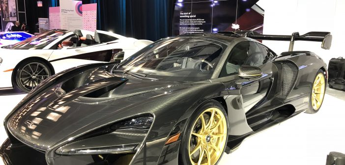 McLaren – Canadian International Auto Show (#CIAS2019)