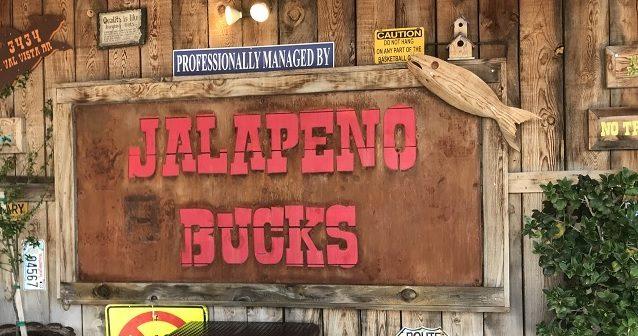 Jalapeño Bucks – BBQ & Burritos – Mesa, Arizona