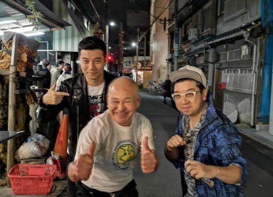 Street Food on Netflix – Episode 2 – Osaka, Japan – Chef Toyo