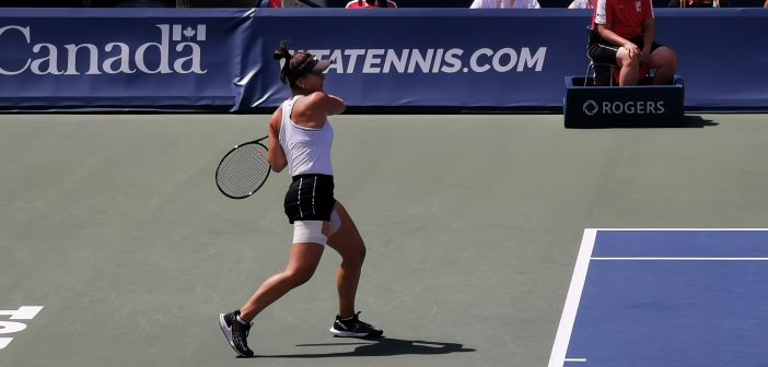 Bright Future Ahead for Canadian Tennis Player Bianca Andreescu