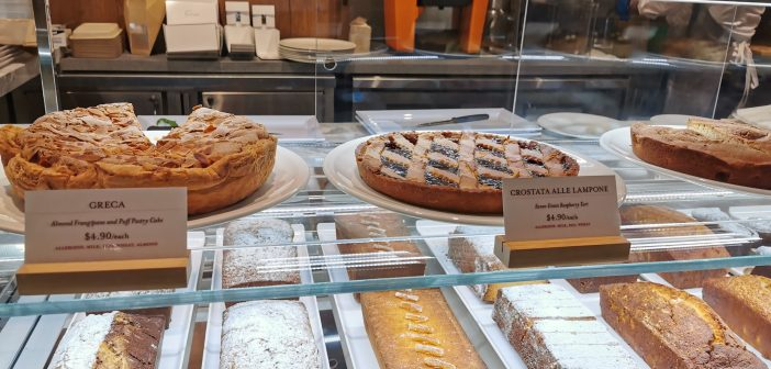 Cafe with Pastries & Sandwiches – Eataly Toronto – Canada