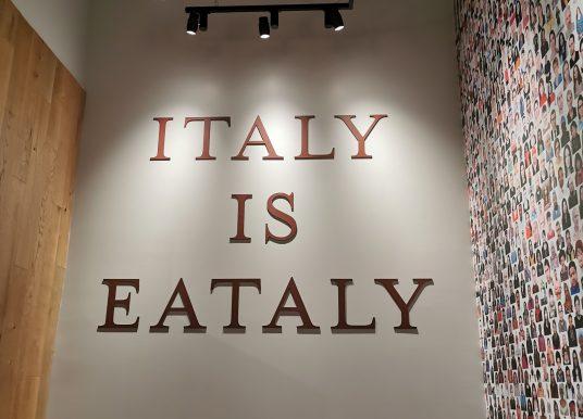 (NOW OPEN) Eataly Toronto, Italian Shop – Toronto, Canada